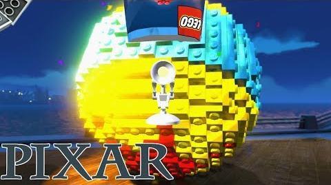 ¡¡DESBLOQUEANDO A JUNIOR (PIXAR)!! - LEGO LOS INCREÍBLES