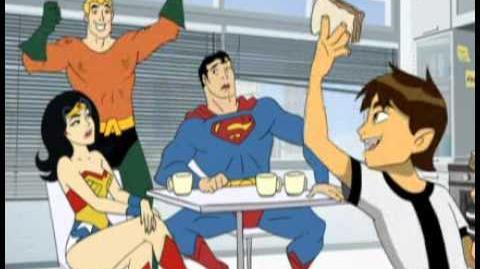 Ben 10 y los super amigos - Ben quien? - Cartoon Network - English subs-0
