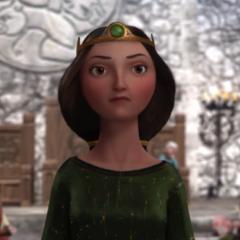 Reina Elinor en los trailes de <a href=