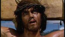Rey de Reyes (1961) Escena de la cruz