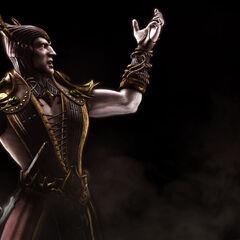 Shinnok otro personaje de Mortal Kombat X