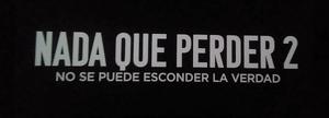 Titulo nqp2 español