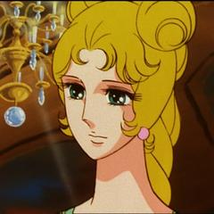 Madame Sharon de Poulignac (1ª voz) también en <a href=