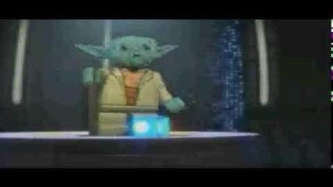 """Cartoon Network LA """"Lego® Star Wars™ Las cronicas de Yoda"""" El clon fantasma Promo"""