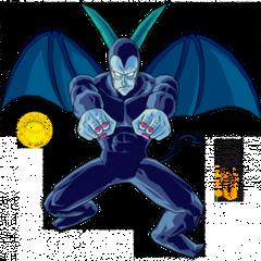 Hombre Diablo también en <a href=