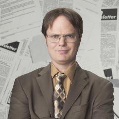 Dwight Schrute (<a href=