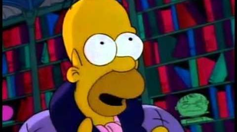 El Cuervo Los Simpsons (Audio Latino)