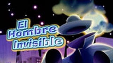 El hombre invisible Chavo Animado