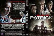 Patrick (2013) DVD Cover