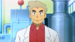 Professor Oak SM anime