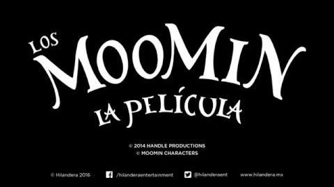 Trailer 1 Los Moomin La película