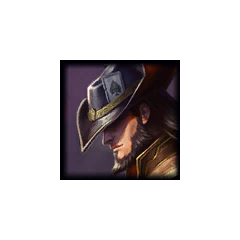 Twisted Fate en <a href=