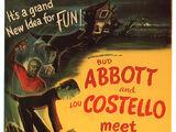Abbott y Costello: Contra los monstruos