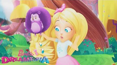 Bosque de Peinados Mágicos Parte 1 Dreamtopia Barbie