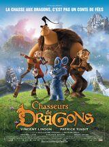 Cazadores de dragones (película animada)
