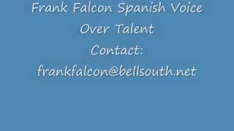 Frank Falcon Spanish Voice Over