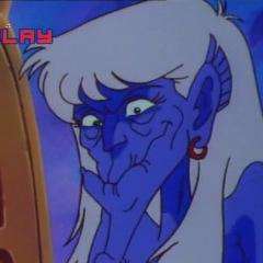 Hedwig, la bruja del mar en <a href=