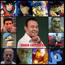 Homenaje de Mario Castañeda
