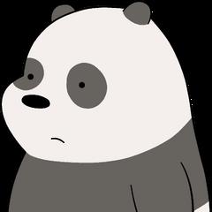 Bebé Panda en <a href=