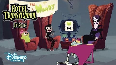 El Show de Mavis y Wendy 1 Hotel Transylvania La Serie