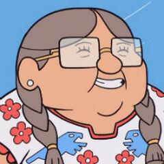 Abuela Chata en <a href=