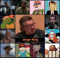 Homenaje a Jorge Roig
