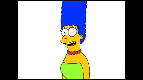 Nancy MacKenzie (Marge Simpson) y Torre A