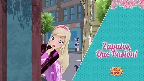 Regal Academy Clip 1 ¡La Pasión de Rose! Español Latino