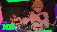 Rescate del Compactador de Basura Star Wars Galaxy of Adventures
