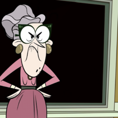 Sra. Erlenmeyer en <a href=