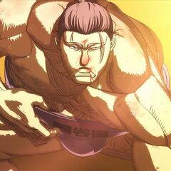 Takeru Kiohzan en <a href=
