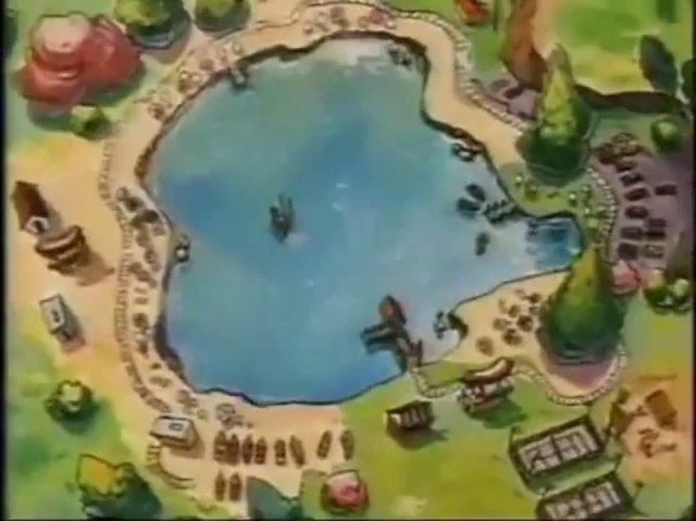 Tropa Goofy 1x01 vacaciones