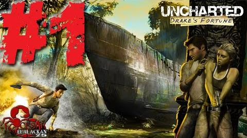 Uncharted - Gameplay (Español Latino) Parte 1 HD