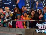Austin y Jessie y Ally: Estrellas del año nuevo