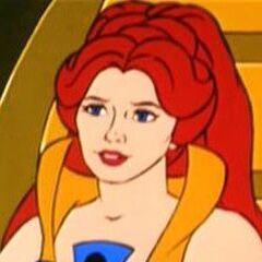 Castaspella, Reina de Mysticor en <a href=