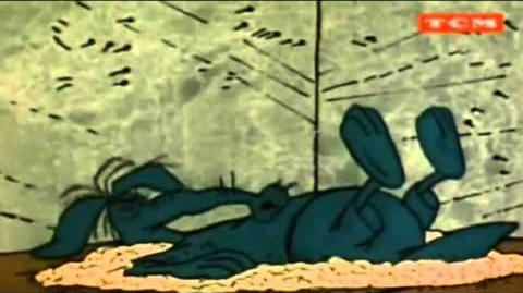 LA HORMIGA Y EL OSO HORMIGUERO ♦ Burla Cruel ♦ Audio Latino Calidad 480p
