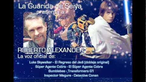 La Guarida de Seiya - Entrevista a Roberto Alexander 1 5