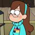 Mabel en el reloj cu-cu