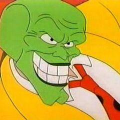La Máscara en la serie animada del <a href=