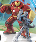 Ultron & Hulkbuster Iron Man