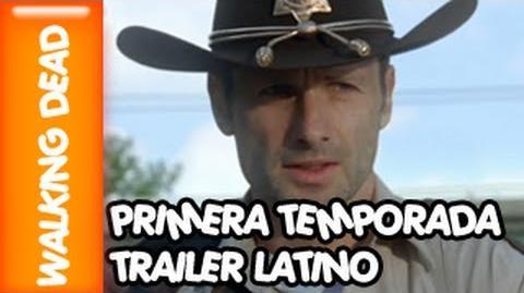 【Dєαтнтяσll】The Walking Dead Primera Temporada - Promo Latino
