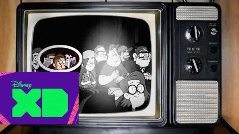 Agentes Secretos Teorías Locas del Viejo McGucket Gravity Falls