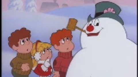 Frosty el muñeco de nieve (Audio latino)