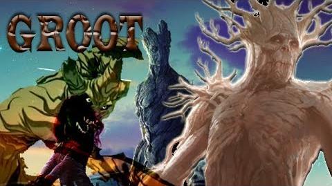 Guardianes de la galaxia 2014 Conoce a Groot Spot Doblado