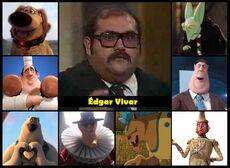 Homenaje a Édgar Vivar