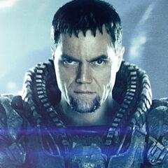 General Zod, de