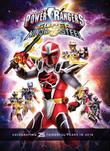 Super Ninja Steel Poster