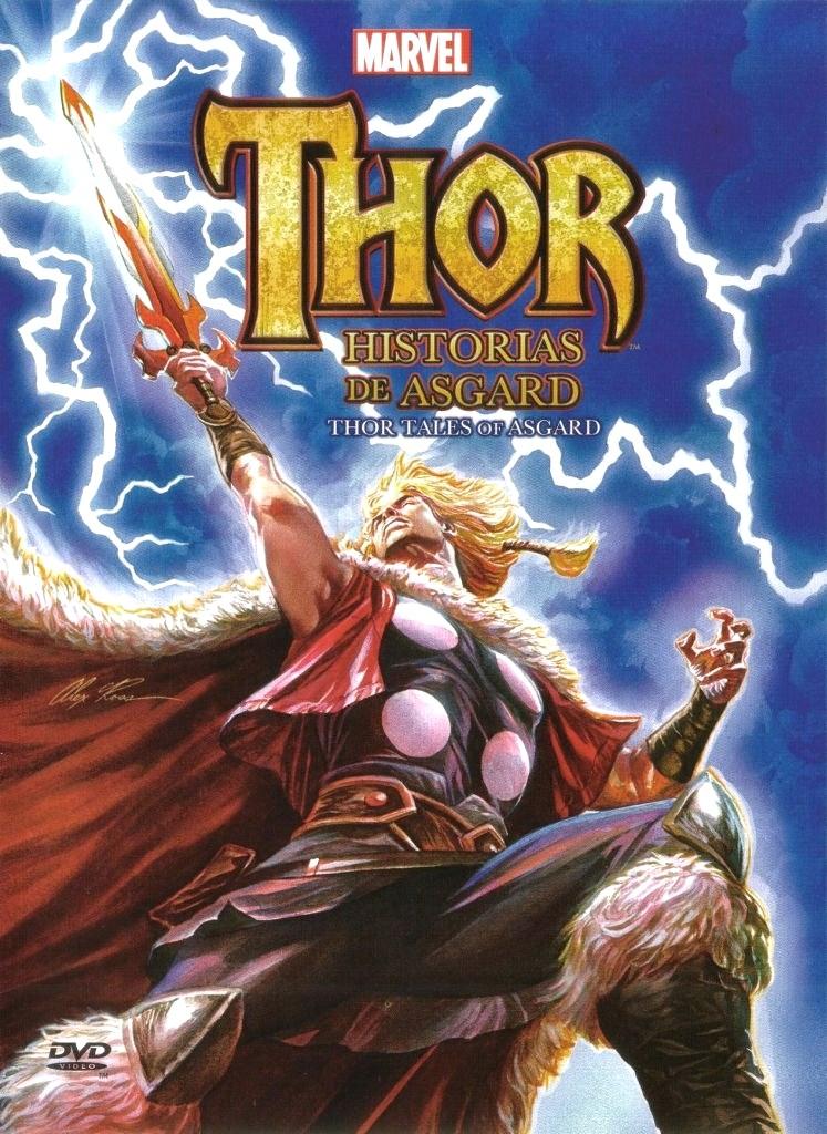 Thor: Historias de Asgard | Doblaje Wiki | Fandom