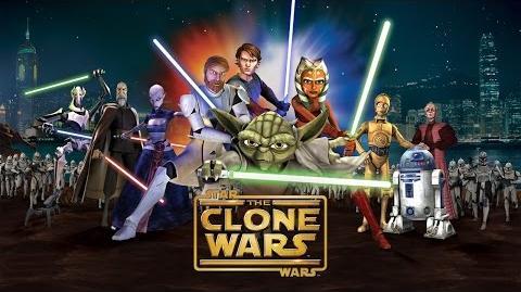Trailer Latino de Star Wars- The Clone Wars (2008)