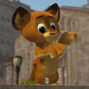 Alex Bebé de Madagascar 2
